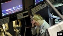 Так закончились вчера торги на Нью-Йоркской бирже