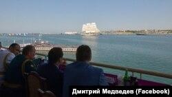День ВМФ. Крим 29 липня 2018 року