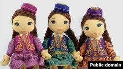 Татарские куклы сестер Гаязовых