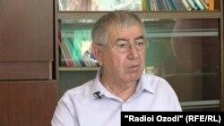Маҳмадулло Давлатов, равоншиноси тоҷик.