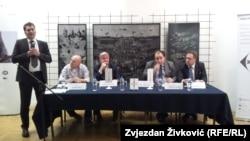"""Promotori projekta """"Sarajevo susret kultura"""""""