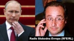 Vladimir Putin i Fransoa Oland
