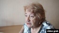 Валентина Волокжаніна, бабуся Максима
