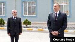 İlham Əliyev Naxçıvanda