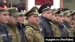 Instructaj pentru militari și milițieni pentru organizarea exercițiilor de mobilizare generală, Tiraspol