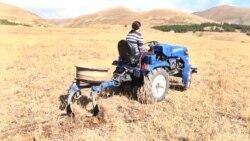 2017-ին, նախորդ տարվա համեմատ, գյուղատնտեսության անկումը կազմել է 3 տոկոս