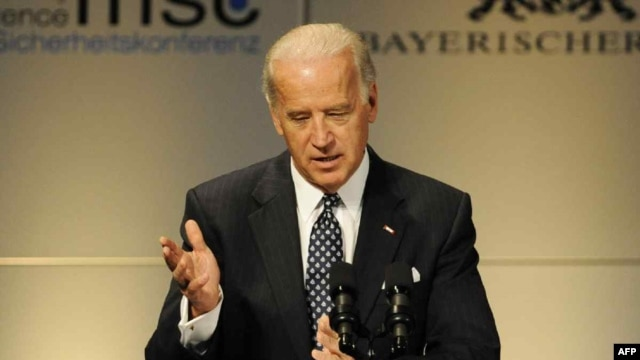 U.S. Vice President Joe Biden told his Munich audience many things, but was any of it new?
