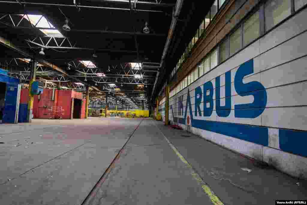 2019. godine kasa fabrike je prazna, a radnici ne primaju platu već mesecima.