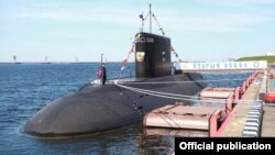 Подводная лодка «Старый Оскол», архивное фото