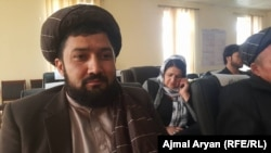 Takhar's Provincial council chief Wafiullah Rahmani.