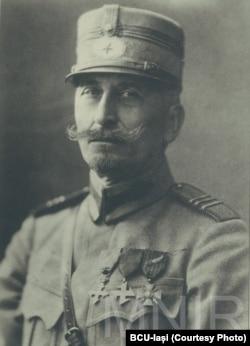 Generalul Arthur Văitoianu