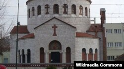 Православна црква во Сараево.