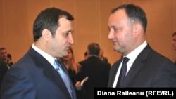Igor Dodon, presupus președinte al CMC înaintea alegerilor cu pemierul Filat