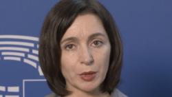 Maia Sandu, lidera PAS, în dialog la Strasbourg cu Iolanda Bădiliță