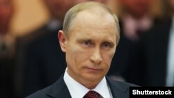 Владимир Путин (Shutterstock)