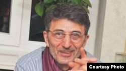 Председатель Союза художников Абхазии Адгур Дзидзария
