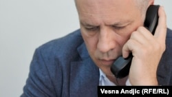 Vučić je prisluškivao mene kao predsednika Republike još 2008. godine: Boris Tadić (na fotografiji)