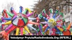 У Криму відбувся перший український різдвяний Парад звіздарів