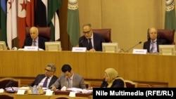 اجتماع وزراء الخارجية العرب في القاهرة في 7 ايلول 2014