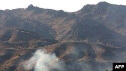 ایران روز شنبه سه روستای کردنشین عراق را مورد هدف قرار داد. عکس تزئینی است.