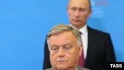 Когда-то за Якуниным стоял сам Владимир Путин