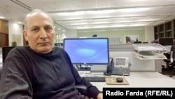 رامین جهانبگلو در رادیو فردا، آبان ۹۵