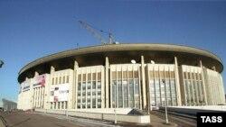 """Москва, спорткомплекс """"Олимпийский"""", построенный к Олимпиаде 1980 года"""
