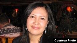 Khurshida Jurabayeva originally said that the woman pictured was Gulsumoi Abdujalilova