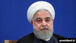 حسن روحانی میگوید: ایران در برابر تحریمهای اقتصادی «شکست نخورد»