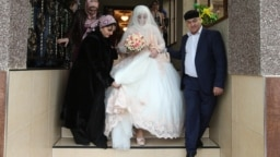 Свадьба в Чечне, иллюстративное фото