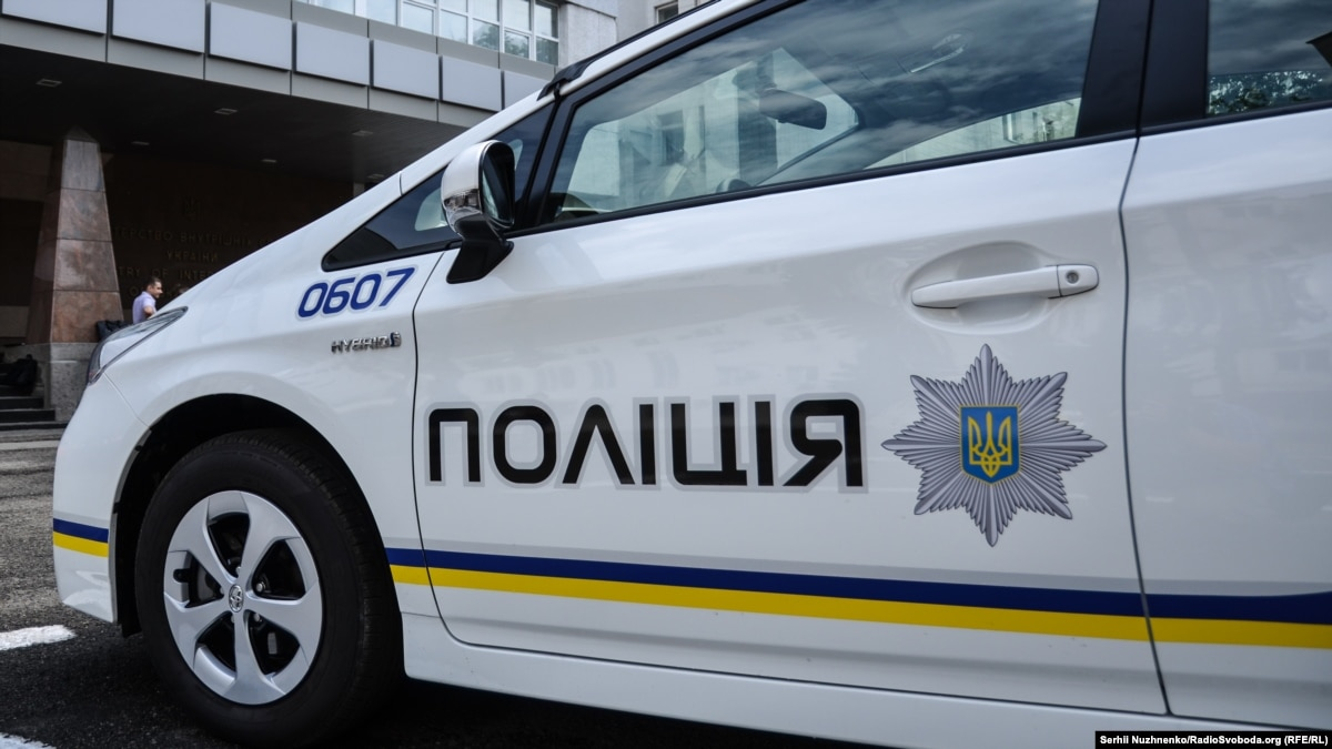 Возле Верховной Рады задержан мужчина с гранатой – полиция