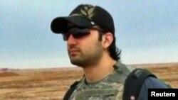 Iranian-American Amir Mirza Hekmati