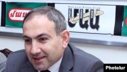 Депутат от АНК Никол Пашинян