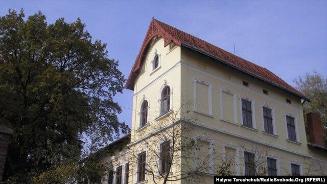 Будинок музею Івана Франка у Львові