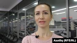 Алия Исрафилова