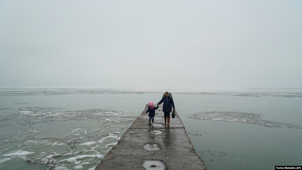 На Азовском море ожидается шторм