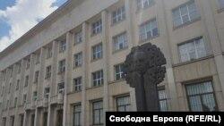 Телефонната палата в София