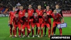Сборная Армении по футболу, июнь 2019 г.