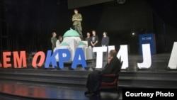 Predstava 'Zoran Đinđić, foto: Večernje novosti