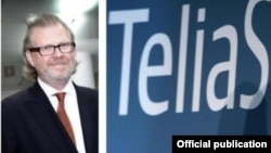 Biorn Riese of the Mannheimer Swartling law firm, which is leading an independent investigation into allegations that the telecom company TeliaSonera paid millions of dollars in bribes to the Uzbek elite.