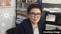 Медицина илимдеринин доктору, фармаколог, профессор Аида Зурдинова