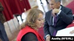 Гульсина Минниханова, жена президента Татарстана