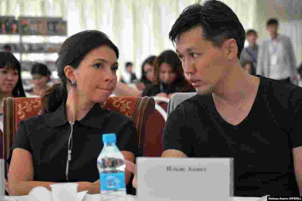 В состав жюри входили также продюсер Сабина Кузембаева, один из руководителей бизнес-платформы кинофестиваля «Евразия» Ильяс Ахмет.