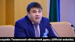 Депутат Тюменской облдумы Владимир Пискайкин