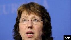 سخنگوی خانم اشتون روز سه شنبه گفت ایران هنوز به نامه رییس سیاست خارجی اتحادیه اروپا پاسخ نداده است.