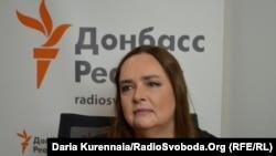 Ольга Курносова, головний редактор інтернет-порталу «Після імперії»