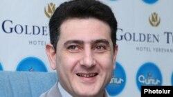 Հայաստանի պետական ֆիլհարմոնիկ նվագախմբի գեղարվեստական ղեկավար և գլխավոր դիրիժոր Էդվարդ Թոփչյան