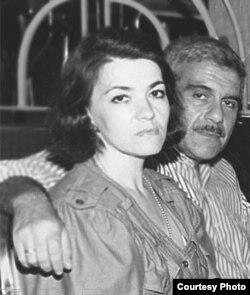 Елена и Сергей Довлатовы