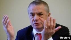 Заступник голови правління «Газпрому» Олександр Медведєв