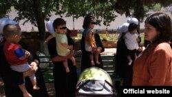 Детский Омбудсмен побывала в женской колонии в Нуреке